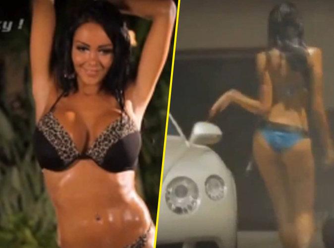 Vidéos : Nabilla : la séquence hot qui devrait détendre le jury !