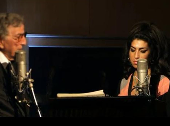 Vidéo : Amy Winehouse: le clip posthume de son duo avec Tony Bennett !
