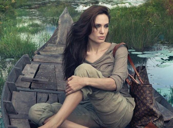 Vidéo : Angelina Jolie : l'ambassadrice Louis Vuitton se livre dans une nouvelle interview...
