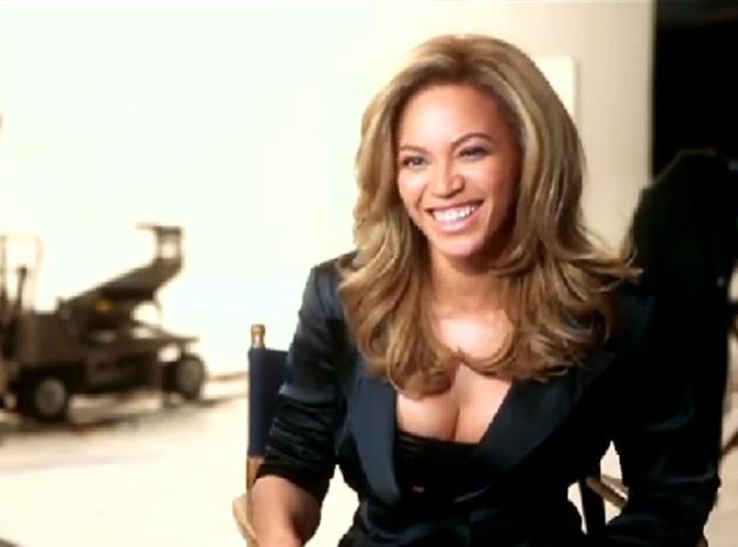 Vidéo : Beyoncé : découvrez la en train de parler français !