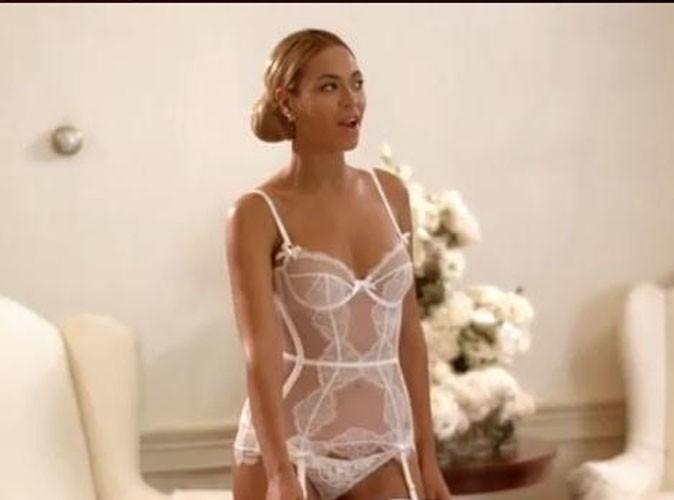 """Vidéo : Beyoncé en guêpière sexy et petite culotte en dentelle dans le clip de """"Best Thing I Never Had"""" !"""
