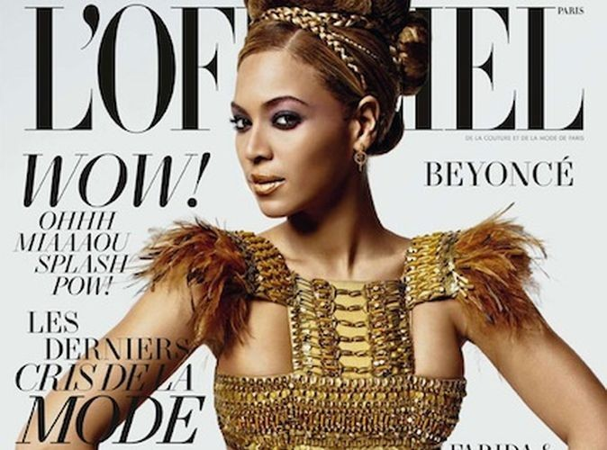 Vidéo : Beyoncé sublime en une du magazine l'Officiel : le making-off