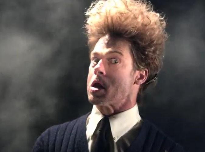Vidéo : Brad Pitt : tout simplement flippant !