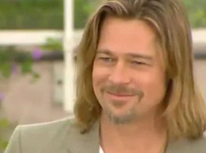 Vidéo : Brad Pitt : un réalisateur français s'incruste sur son photocall et lui fait un doigt d'honneur !