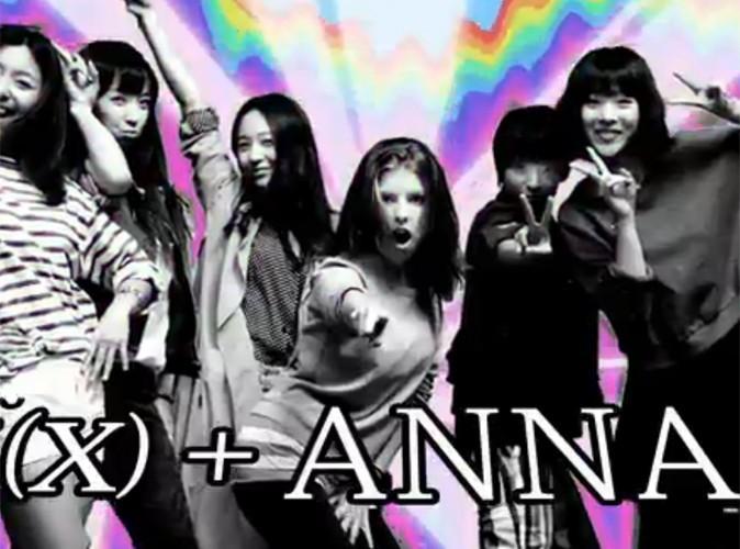Vidéo Buzz : Anna Kendrick se met à la K-Pop !
