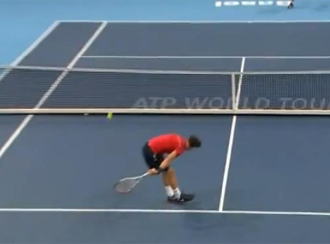 Vidéo Buzz : le plus beau geste de tennis de 2012 !