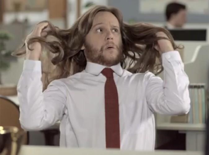 Vidéo Buzz : quand le shampoing se faire délire !