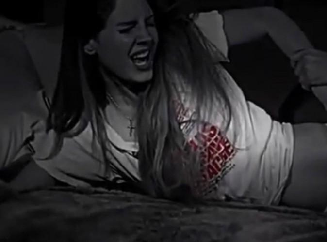 """Vidéo choc : Lana Del Rey """"violée"""" dans un clip qui aurait du rester censuré..."""