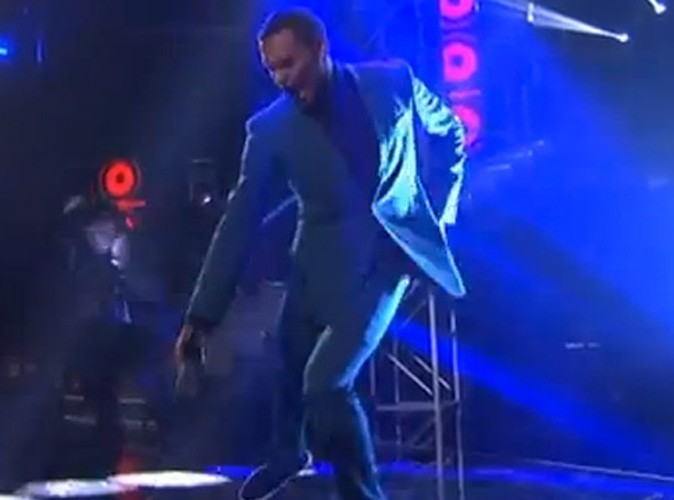 Vidéo : Chris Brown : encore une prestation qui prouve qu'il est l'un des artistes les plus talentueux de sa génération !