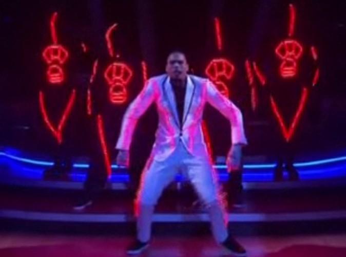 Vidéo : Chris Brown réalise une performance monumentale à Danse avec les Stars !