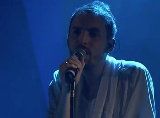 Vidéo : Christophe Willem : voix cristalline et clip live pour Si mes larmes tombent ...