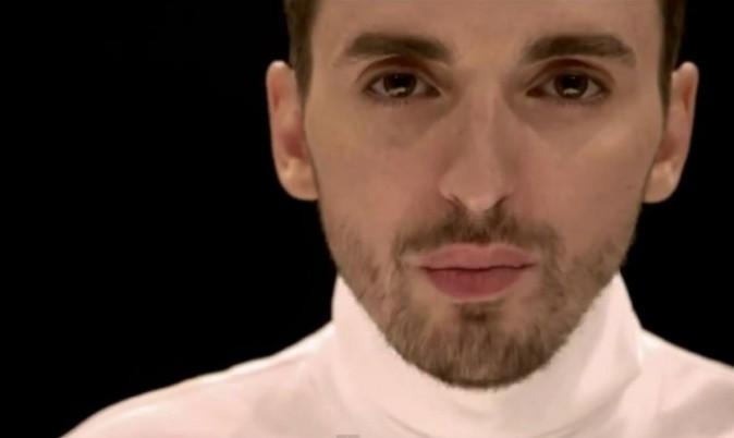 Vidéo : découvrez le nouveau clip de Christophe Willem, Si mes larmes tombent !