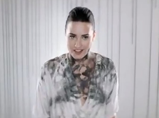 vid u00e9o   demi lovato   un clip simple mais efficace pour son nouveau single   u0026quot heart attack u0026quot