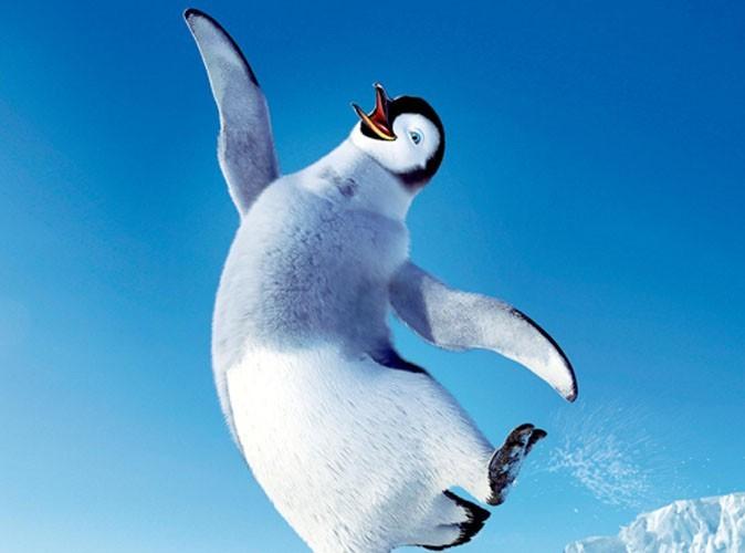 Vidéo : Elijah Wood, Brad Pitt, Matt Damon dansent avec les pingouins dans Happy Feet 2 !