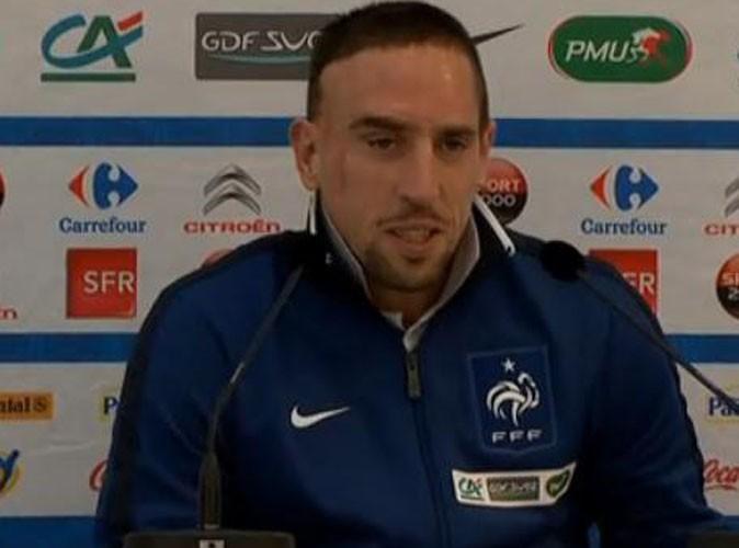 """Vidéo : Franck Ribéry : """"Dans ma vie privée, je me suis planté"""" !"""