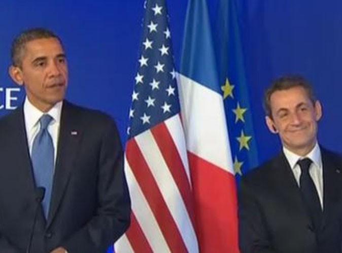 Vidéo : Giulia Sarkozy : Barack Obama fait le buzz en parlant du nouveau-né !