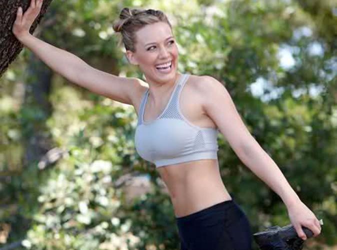 Vidéo : Hilary Duff, ultra svelte pour Danskin !
