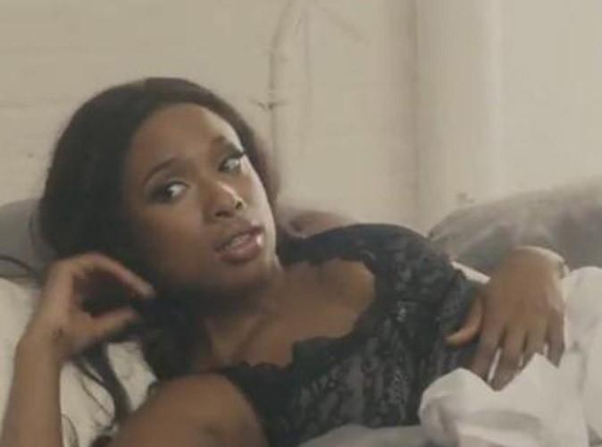 Vidéo : Jennifer Hudson met toute sa féminité au service de son nouveau clip !