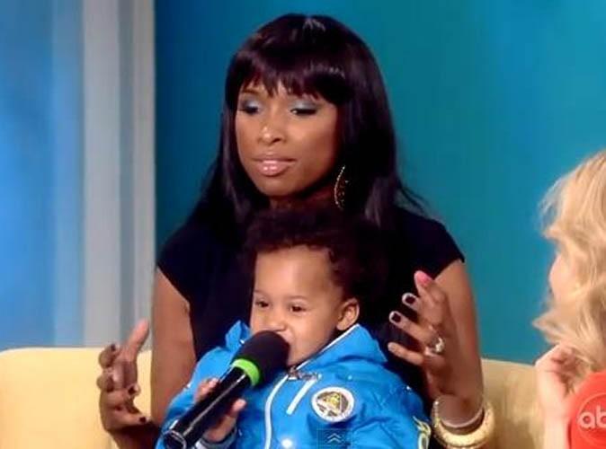 Vidéo : Jennifer Hudson : Son fils fait encore des siennes !