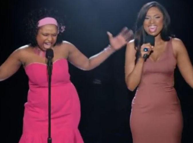 Vidéo : Jennifer Hudson, un duo de poids avec elle-même !