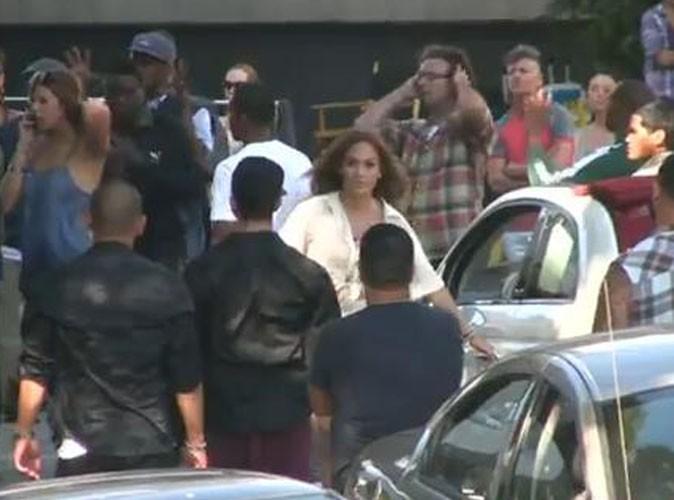 Vidéo : Jennifer Lopez : le tournage du clip de Papi comme si vous étiez !