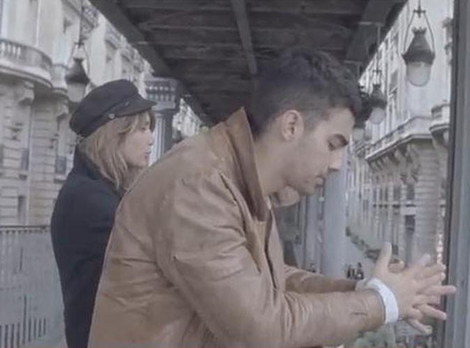 Vidéo : Joe Jonas : le clip de Just In Love tourné à Paris !