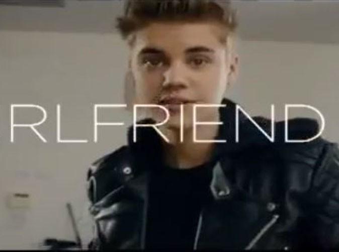 Vidéo : Justin Bieber publie des teasers pour son parfum... Et ça ne donne pas envie !
