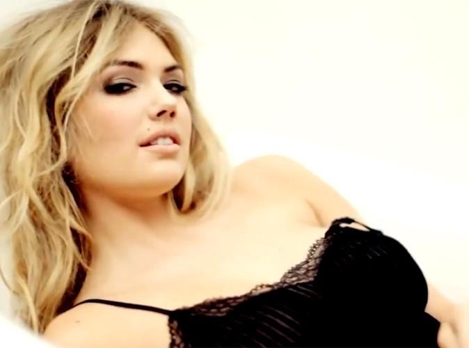Vidéo : Kate Upton : femme la plus sexy au monde ?