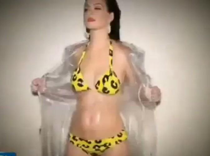 Vidéo : Katy Perry ultra sexy pour une séance photo !