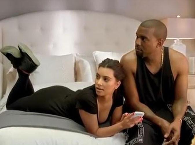 Vidéo : Kim Kardashian et Kanye West : ils font ensemble la promo des MTV Video Music Awards !