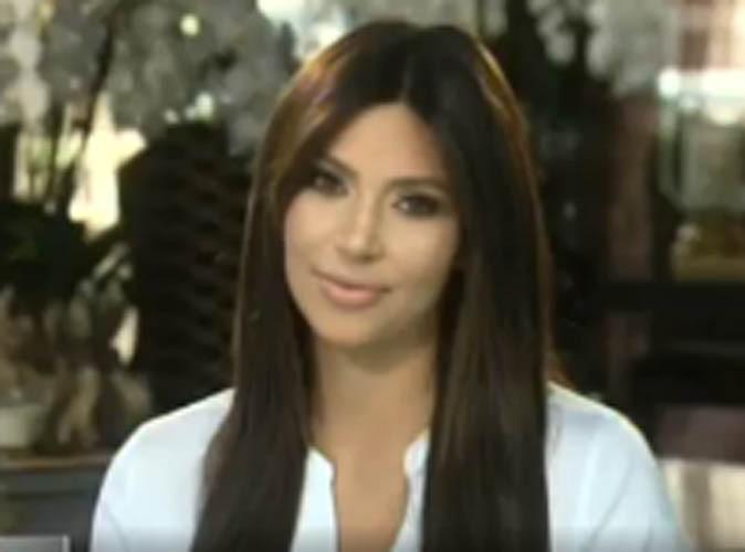 """Video : Kim Kardashian : """"J'apprécie un peu trop la vie à la maison pour le moment !"""""""