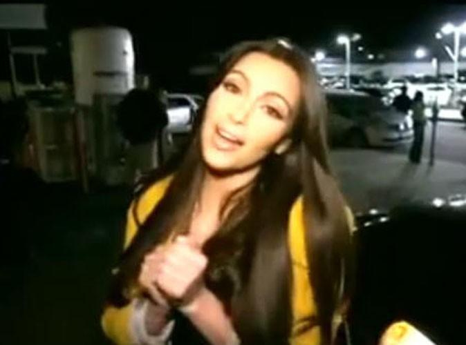 Vidéo : Kim Kardashian : piégée par Ashton Kutcher, elle n'y a vu que du feux !