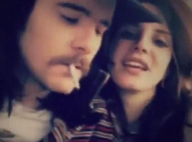"""Vidéo : Lana Del Rey : avec son boyfriend dans le clip de """"Summer Wine"""" !"""