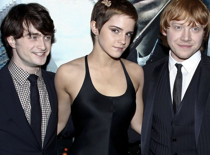 Vidéo : le début d'Harry Potter 7 en ligne !