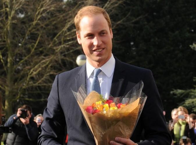 Vidéo : Le prince William : son charme n'opère pas auprès des petites filles...