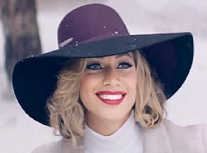 """Vidéo : Leona Lewis : déjà dans l'esprit de Noël, elle dévoile son tout nouveau titre """"One More Sleep"""" !"""