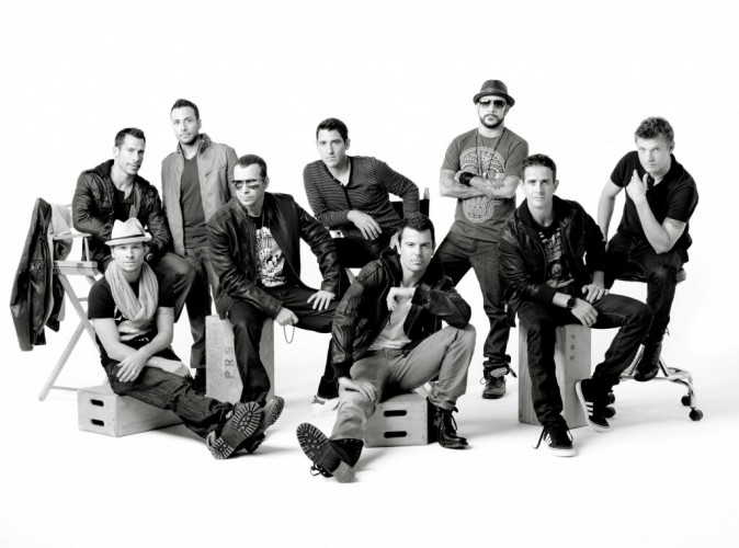 Vidéo : Les New Kids On the Block et les BackStreet Boys : deux groupes cultes réunis sur un même album !