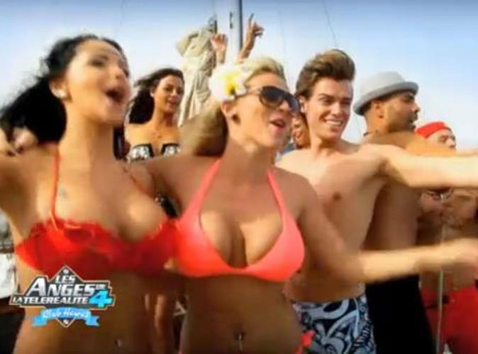 Vidéo : les premières images des Anges de la télé réalité 4 ! Ça promet d'être encore très chaud !