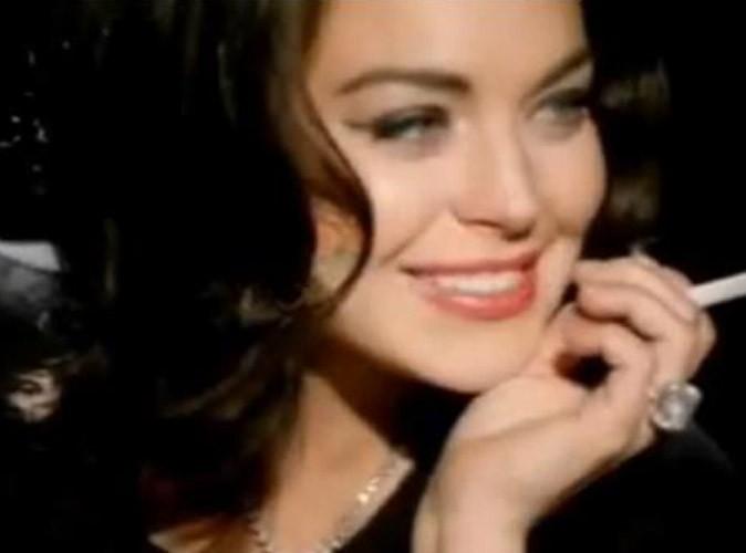 Vidéo : Lindsay Lohan : le premier trailer de Liz & Dick, le biopic d'Elizabeth Taylor !