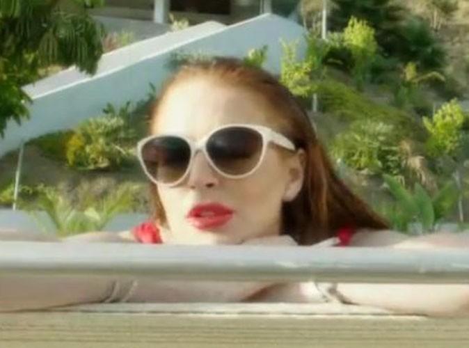 Vidéo : Lindsay Lohan : son retour au cinéma aux côtés d'un acteur porno !