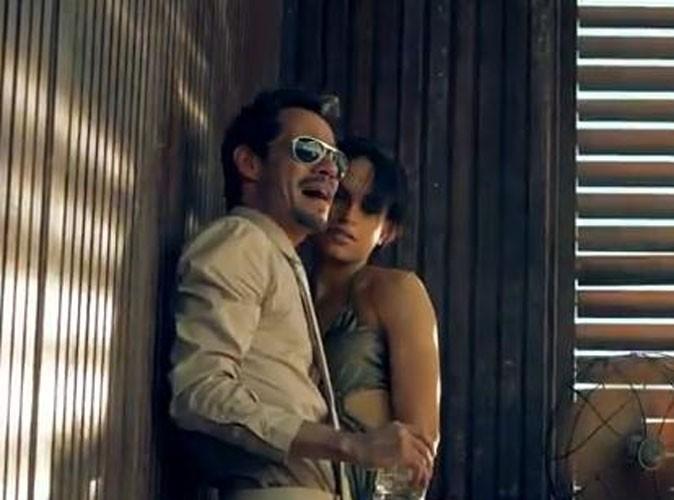 Vidéo : Marc Anthony en charmante compagnie dans le nouveau clip de Pitbull !