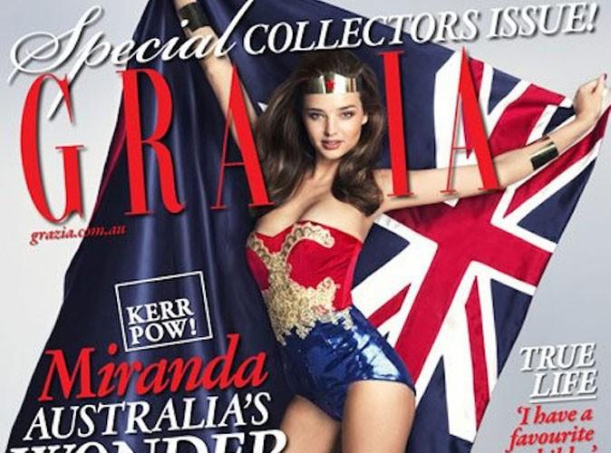 Vidéo : Miranda Kerr : la nouvelle Wonder Woman des temps modernes !
