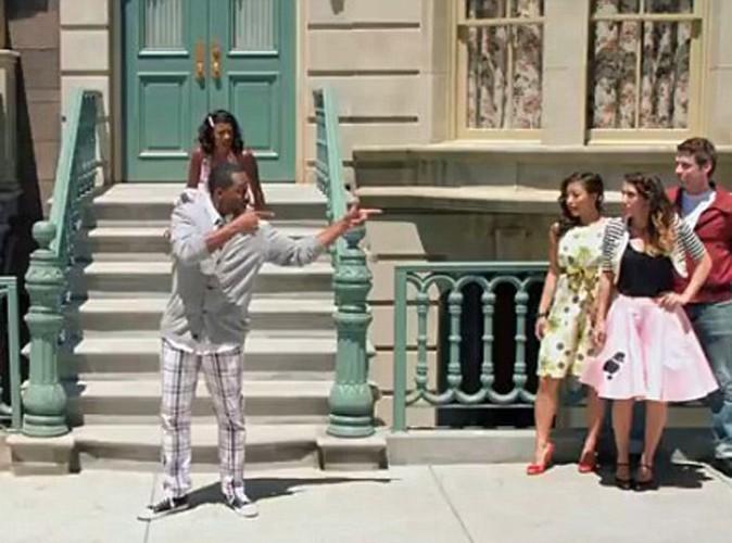 """Jaleel White dans le nouveau clip de Cee-Lo Green, """"Cry Baby""""."""
