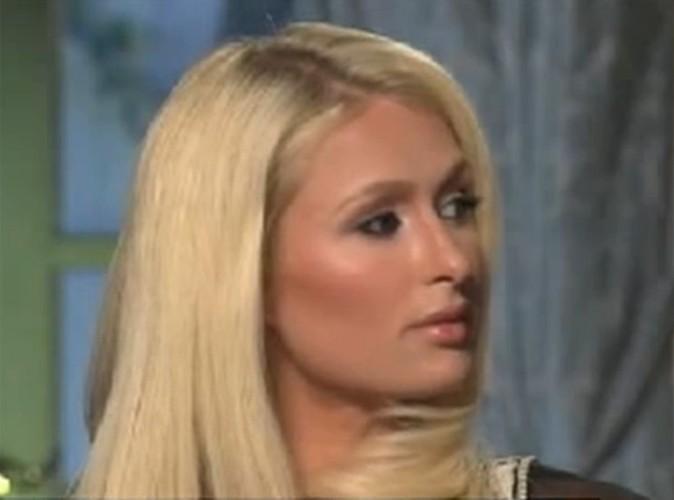 Vidéo : Paris Hilton : vexée elle quitte une interview !