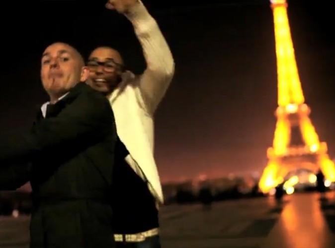 Vidéo : Pitbull : il parodie Jay Z et Kanye West !