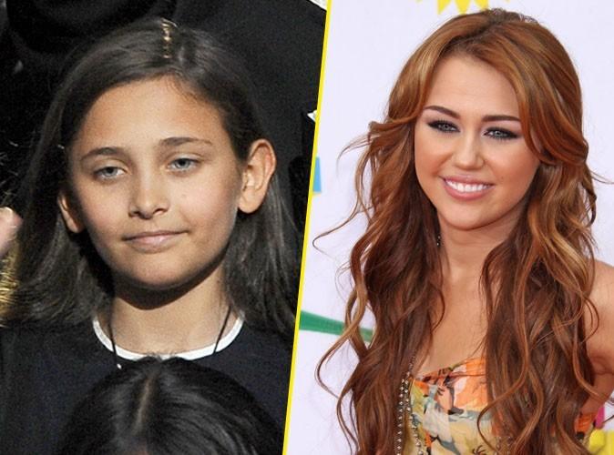 Vidéo : Quand Paris Jackson devient Miley Cyrus...