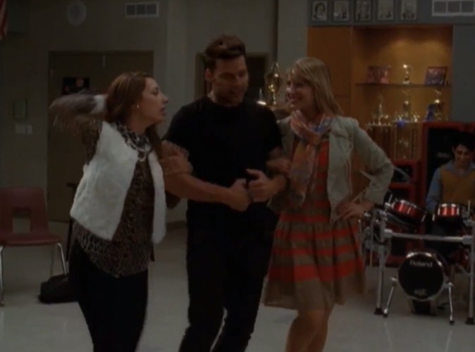 Vidéo : Ricky Martin : pour Glee il est sexy et il le sait !