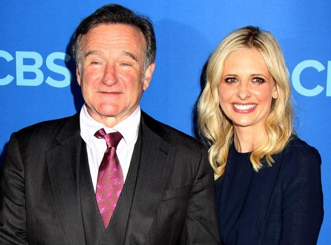 Vidéo : Sarah Michelle Gellar : les premières images de sa nouvelle série avec Robin Williams !