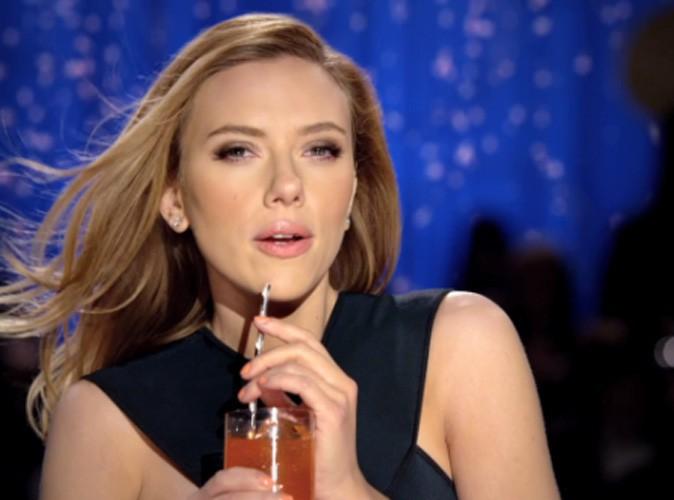Vidéo : Scarlett Johansson : elle met tout son sex appeal au service de SodaStream !