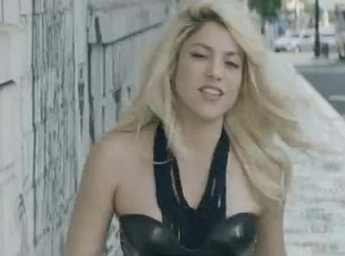 video clip de la shakira: